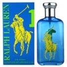 Ralph Lauren The Big Pony Woman 1 Blue Eau de Toilette para mulheres 100 ml