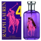 Ralph Lauren The Big Pony Woman 4 Purple woda toaletowa dla kobiet 100 ml