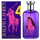 Ralph Lauren The Big Pony Woman 4 Purple Eau de Toilette for Women 100 ml