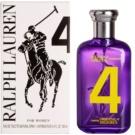 Ralph Lauren The Big Pony Woman 4 Purple тоалетна вода тестер за жени 100 мл.