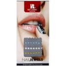 Red Carpet Nail Jewels brilhantes para decorar as unhas 3D Twinkling Crystals