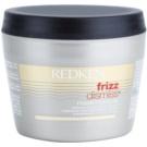Redken Frizz Dismiss glättende Maske gegen strapaziertes Haar (Intense Smoothing Treatment) 250 ml