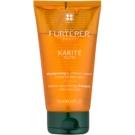 Rene Furterer Karité Nourishing Shampoo for Dry and Damaged Hair  150 ml