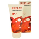 Replay Your Fragrance! For Her leite corporal para mulheres 200 ml