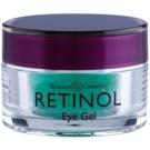 Retinol Anti-Aging Augengel gegen Falten (Vitamins A, C, E and Glycerin) 14,1 g