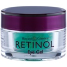 Retinol Anti-Aging Eye Gel Anti Wrinkle (Vitamins A, C, E and Glycerin) 14,1 g
