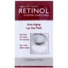 Retinol Anti-Aging Gel-Polster für die Augen zur Linderung von Schwellungen und Krähenfüßen 2x 10 St.