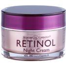 Retinol Anti-Aging Filling Night Cream Anti Aging (Vitamins A, C and E, Glycerin and Silk Amino Acids) 48 g