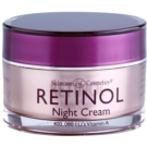Retinol Anti-Aging попълващ нощен крем против признаци на стареене  48 гр.