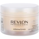 Revlon Professional Interactives Hydra Rescue Mask for Dry and Damaged Hair (Hydro-Nourishing Radiance Cream) 200 ml