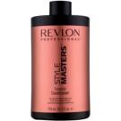 Revlon Professional Style Masters kisimító kondicionáló a haj kiegyenesítésére  750 ml