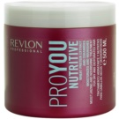 Revlon Professional Pro You Nutritive maska pro suché vlasy (Moisturizing and Nourishing Treatment) 500 ml