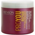 Revlon Professional Pro You Repair maska pro poškozené, chemicky ošetřené vlasy (Reparative and Revitalizing Treatment) 500 ml