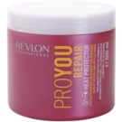 Revlon Professional Equave Heat Protector revitalizacijska maska za poškodovane lase (Protect and Repair Treatment for Damaged Hair by Dryers and/or Flat Irons) 500 ml