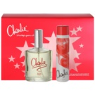 Revlon Charlie Red Gift Set I. Eau De Toilette 100 ml + Body Spray 75 ml