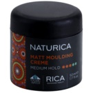 Rica Naturica Styling crema modeladora de acabado mate Medium Hold (Matt Moulding Creme) 50 ml