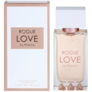 Rihanna Rogue Love Eau de Parfum für Damen 125 ml