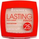Rimmel Lasting Finish 25H pudra foarte usoara culoare 001 Light Porcelain (Waterproof) 7 g