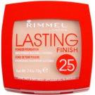 Rimmel Lasting Finish 25H pudra foarte usoara culoare 003 Silky Beige (Waterproof) 7 g