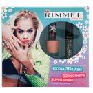 Rimmel By Rita Ora lote cosmético I.