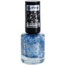 Rimmel Glitter Medium Coverage körömlakk csillámporral árnyalat 012 Glitter Fingers 8 ml