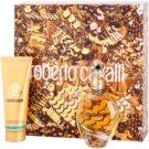 Roberto Cavalli Roberto Cavalli for women dárková sada VII. parfemovaná voda 75 ml + tělové mléko 75 ml