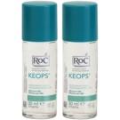 RoC Keops Roll-On Deodorant  48h (Deodorante Roll-on) 2x30 ml