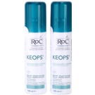 RoC Keops Deodorant Spray 48 Std. (Fresh Spray Deodorant) 2 x 100 ml