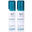 RoC Keops dezodorant v spreji 48h (Fresh Spray Deodorant) 2 x 100 ml