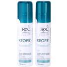 RoC Keops dezodorant v spreji 48h  2 x 100 ml