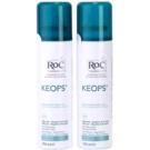 RoC Keops dezodorant v spreji 24h (Fresh Spray Secco) 2 x 150 ml