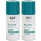 RoC Keops Deodorant Stick 24h  2x40 ml