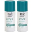 RoC Keops Deo-Stick 24h (Stick Deodorant) 2x40 ml
