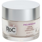 RoC Pro-Renove crema nutritiva unificadora antienvejecimiento (Anti-Ageing Unifying Cream Rich) 50 ml