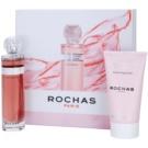 Rochas Les Cascades de Rochas - Eclat d'Agrumes dárková sada I. toaletní voda 100 ml + tělové mléko 150 ml
