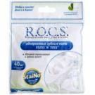 R.O.C.S. StaiNo Disposable Dental Flosser  40 pc