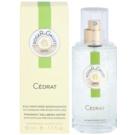 Roger & Gallet Cédrat освіжаюча вода для жінок 50 мл