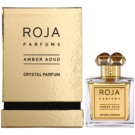 Roja Parfums Amber Aoud Crystal perfume unissexo 100 ml