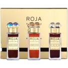 Roja Parfums Aoud Parfum de Voyage lote de regalo I. - Aoud + Musk Aoud + Amber Aoud perfume 3 x 30 ml