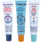 Rosebud Perfume Co. Smith's Rosebud Lip Balm Trio set cosmetice