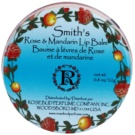 Rosebud Perfume Co. Smith`s Rose & Mandarin bálsamo de lábios com tangerina (Smith`s Rose & Mandarine) 22 g