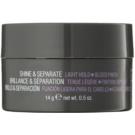 Rusk Styling vosk na vlasy slabě tužící pro všechny typy vlasů (Shine&Separate) 14 g