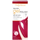 Sally Hansen Salon Gel Nail Polish Color 230 Wine Not 7 ml