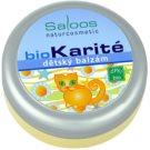 Saloos Bio Karité bálsamo para niños  50 ml