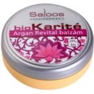 Saloos Bio Karité Balm For All Types Of Skin (Argan Revital Balm) 19 ml