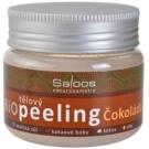 Saloos Bio Peeling Körperpeeling Schockolade  140 ml