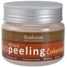Saloos Bio Peeling piling za telo čokolada  140 ml