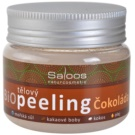 Saloos Bio Peeling testpeeling Chocolate (Body Peeling) 140 ml