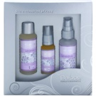 Saloos Face Care Set zestaw kosmetyków Lavender II.