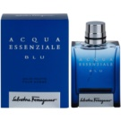 Salvatore Ferragamo Acqua Essenziale Blu тоалетна вода за мъже 50 мл.